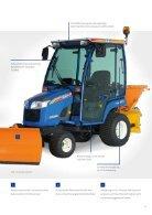 ISEKI Traktor TXG 237 Broschüre - Page 7