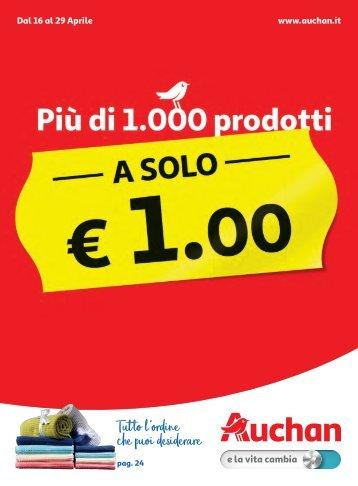 Auchan Sassari 2018-04-16
