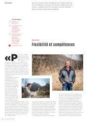 Article Valais Excellence
