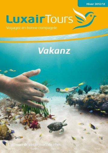 LUXAIR VakanzFR 1213