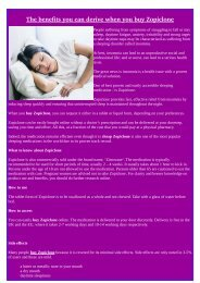 Buy Zopiclone - Best Treatment of Insomnia