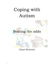 Coping with Autism
