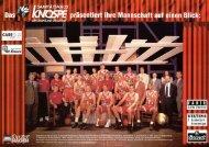 1. Basketball Bundesliga Brandt Hagen - PhysioPro-Elsey