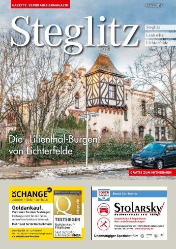 Gazette Steglitz März 2017
