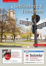 Gazette Schöneberg & Friedenau März 2017