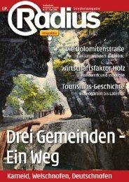 + Insert: Drei Gemeinden – Ein Weg - Mediaradius
