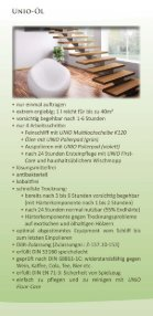 glimtrex UNIO Ölsystem Flyer - Page 2