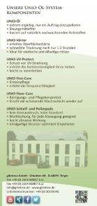 glimtrex UNIO Ölsystem Flyer - Page 6