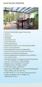 glimtrex Lack Signum Flyer - Page 2