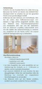 glimtrex Lack Signum Flyer - Page 3