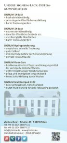 glimtrex Lack Signum Flyer - Page 6
