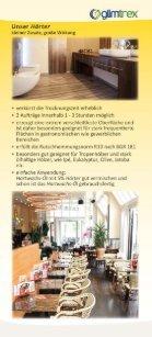 glimtrex Hartwachsöl Flyer - Page 4