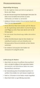 glimtrex Hartwachsöl Flyer - Page 5