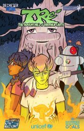 Tre`: The Adventures of Brother Earth