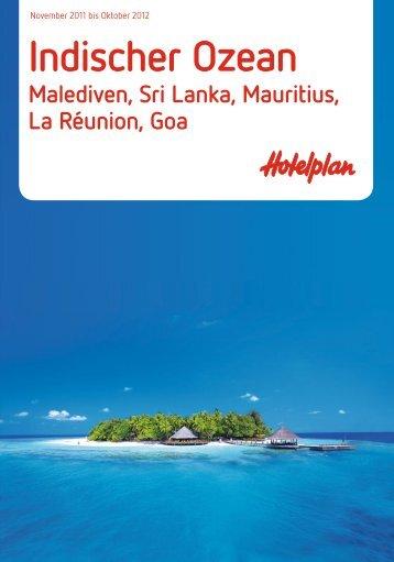 HOTELPLAN IndischerOzean 1112