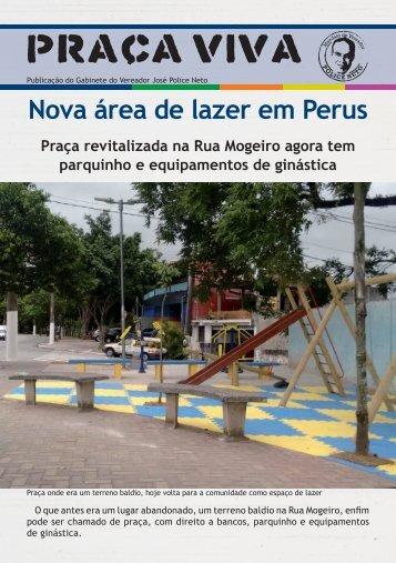 Praça Rua Mogeiro