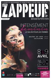 Le P'tit Zappeur - Bretagnesud #464