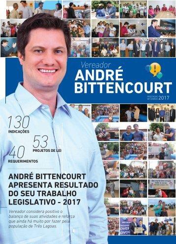 Jornal André Bittencourt  Seis páginas