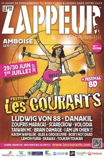Le P'tit Zappeur - Tours #414