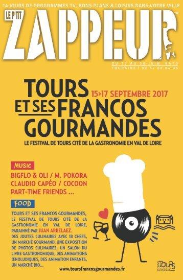 Le P'tit Zappeur - Tours #415