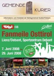 zum Download.... (pdf) - Nußdorf-Debant