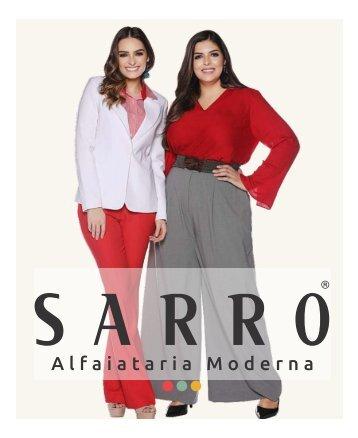 REVISTA ONLINE SARRO ALFAIATARIA