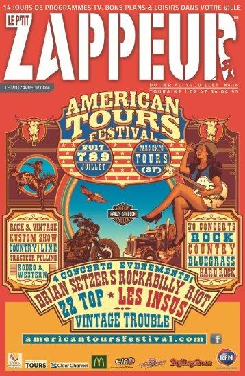 Le P'tit Zappeur - Tours #416