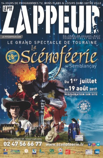 Le P'tit Zappeur - Tours #417