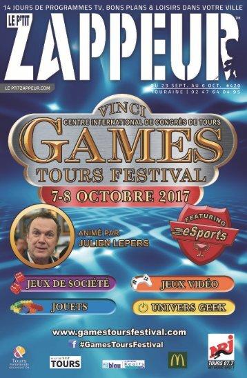 Le P'tit Zappeur - Tours #420