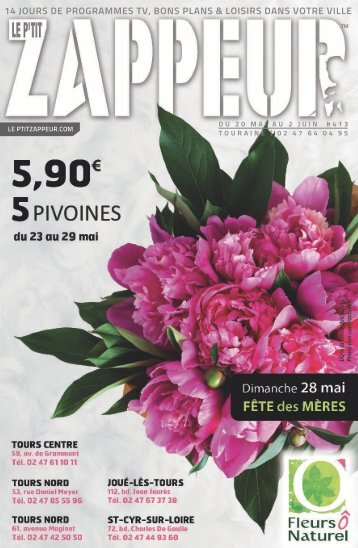 Le P'tit Zappeur - Tours #413