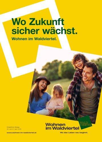 Wohnen im Waldviertel 2018-04-20