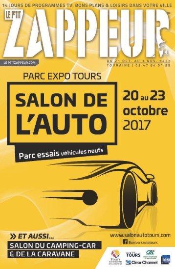 Le P'tit Zappeur - Tours #422