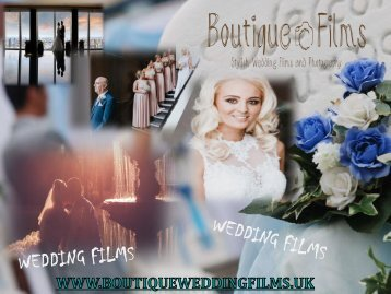 Wedding Video Hertfordshire