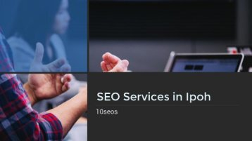 SEO Services in Ipoh