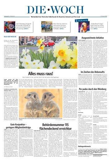 Trierer Land Woch 21.04.2018