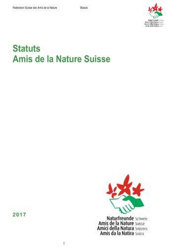 NFS Statuten Franz 13.05.2017
