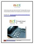 VoIP Phone Benefits - How is it Advantageous to Your Business - Page 2