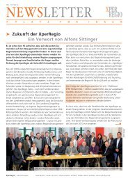 Newsletter 01-2012 - XperRegio