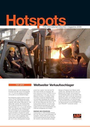 Hotspots - ABP Induction