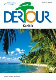 DERTOUR Karibikbahamasbermuda Wi1112