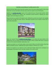 Useful Tips on Promoting Your Lonsdale Property Online