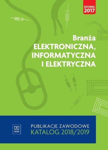 Katalog branża elektroniczna informatyczna i elektryczna