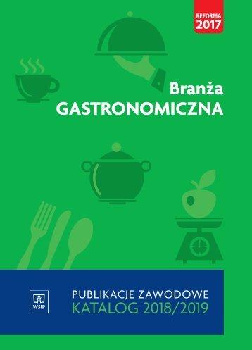 Katalog branża gastronomiczna