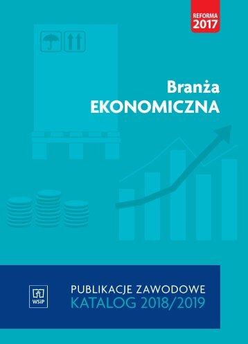 Katalog Branża ekonomiczna