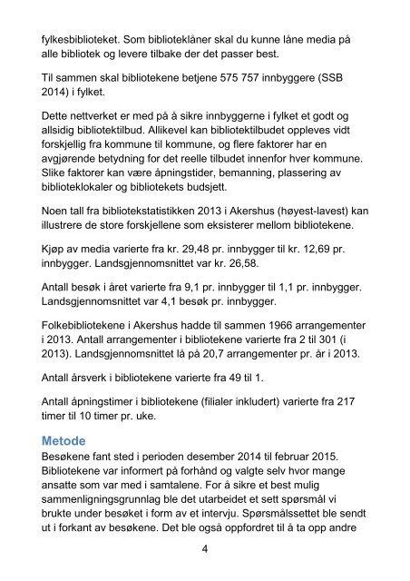 Bibliotekene i Akershus 2014