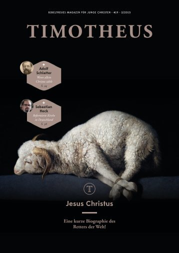 019-Timotheus-Jesus-Christus