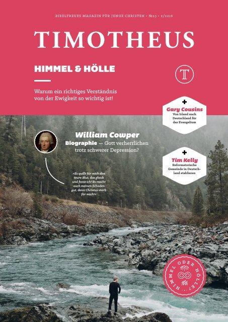 Timotheus Magazin #23 - Himmel und Hoelle