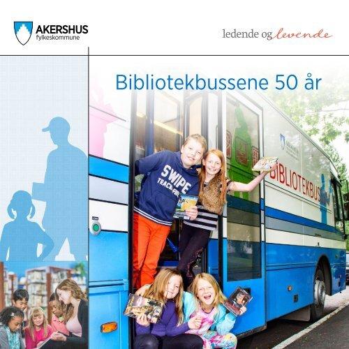 Bibliotekbussen 50 år