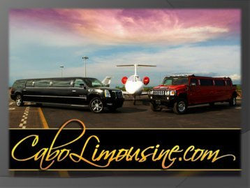 Luxurious Cabu San Lucas Limo