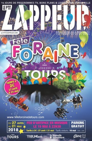 Le P'tit Zappeur - Tours #435